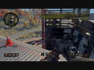 2 for 2 on these Uncle Rico level Molotov tosses. Black Ops 4