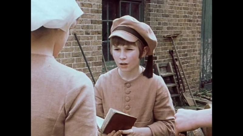 Thursday's Child / Margreth Thursday (1972–1973, Великобритания) немецкий дубляж, 2 серия из 6