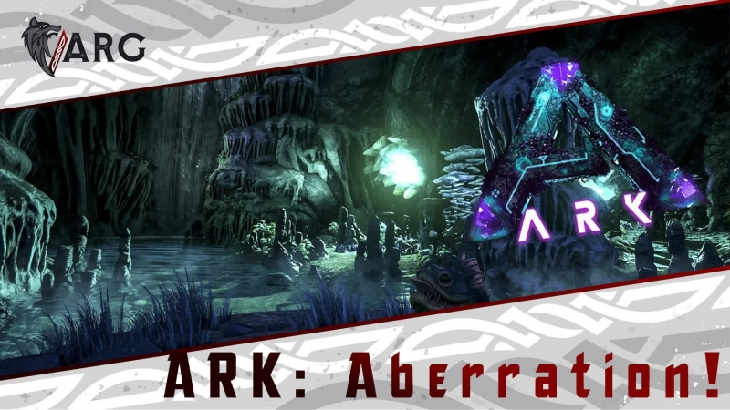 ARK Aberration! Невероятные пещеры! Сервер Ark Luxory x5