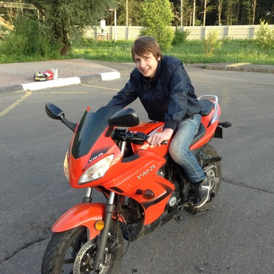 Илья Тришин, 15 августа 1995, Зеленоград, id142857133