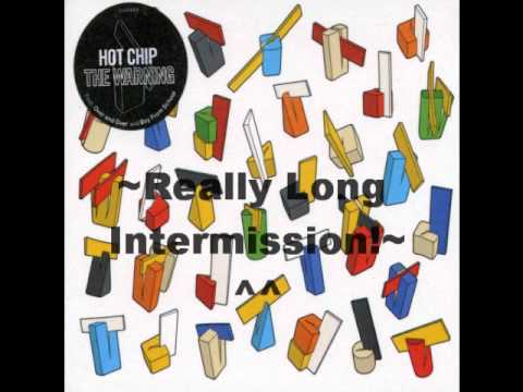 Over And Over~Hot Chip~The Warning~Lyrics!