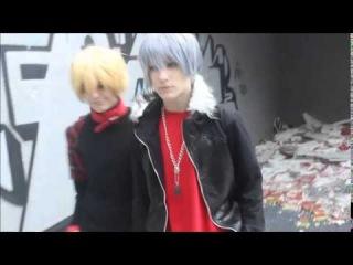 togainu no chi [cmv] cosplay, ������� shiki Gunji Rin Keisuke Akira, yaoi, ���