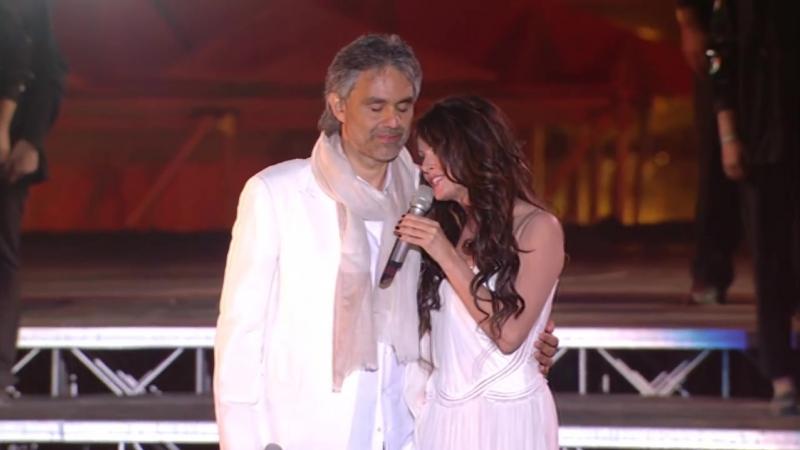 Canto Della Terra (With Andrea Bocelli) ('Andrea Bocelli - Vivere Live in Tuscany', 2007)