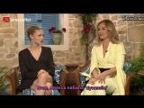 Лили и Аманда дают интервью для ютуб-канала «kinowetter» (русские субтитры)