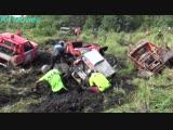 4x4 Off-Road vehicle mud, water race ¦ Klaperjaht 2018
