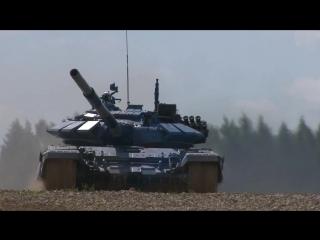 Индивидуальная гонка «Танкового биатлона» (17-й заезд)