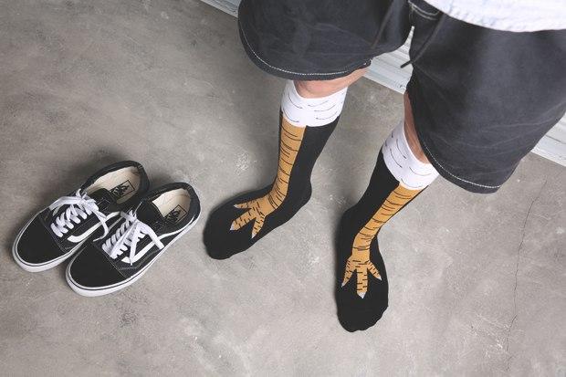 Веселенькие носки