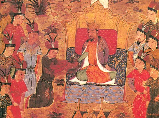 МОНГОЛЬСКОЕ ИГО ЗА КИТАЙСКОЙ СТЕНОЙ К 1236 году году вторжения на Русь, а позже и в Восточную Европу монголы уже покорили Китай и большую часть Азии, представляя собой прекрасно обученную и
