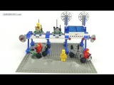 LEGO classic 6930 Space Supply Station set reviewed -- from 1983!