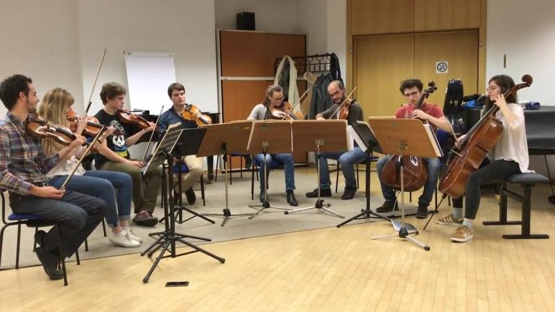 Oberton String Octet Homeland Melodies Prende la vela