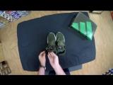 Обзор на ногах ЕQT Suррort ADV Olive