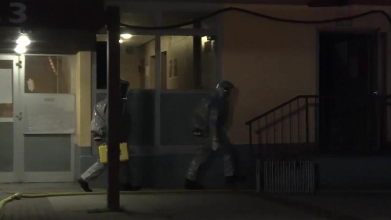 Giftige Substanzen lösen SEK-Einsatz in Köln aus