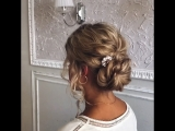 Красивая причёска, которая делается так легко
