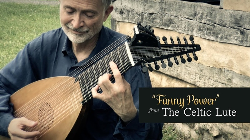 Fanny Power from The Celtic Lute by Ronn McFarlane