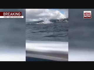 Pilot seriously injured after jet crashes off honolulu during military exercise_3