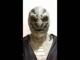 Силиконовая маска змеи рептилии CFX i-prize.ru