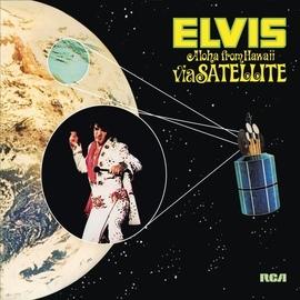Elvis Presley альбом Aloha from Hawaii Via Satellite (Live)