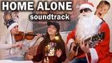 HOME ALONE GUITAR COVER (Brenda Lee - Rocking around the christmas tree)