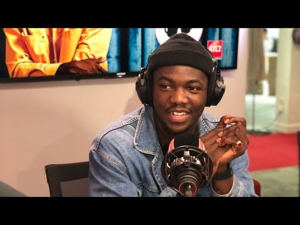 Jacob Banks en live et en interview dans Le Double Expresso RTL2 (09112018)