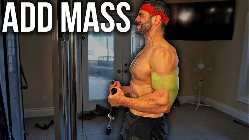 Bigger Arms Workout for MASS (R.i.p. Biceps Triceps)