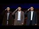 [HD영상] '신흥무관학교 프레스콜' 지창욱-강하늘-성규, 우리가 신흥무관학교다