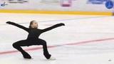 Софья АКАТЬЕВА / Sofia Akatieva Junior Champ. of Russia, Older Girls, Elements - March 16, 2019