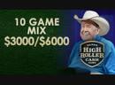 Super High Roller Cash Game Покер Игра на Деньги $3000/$6000