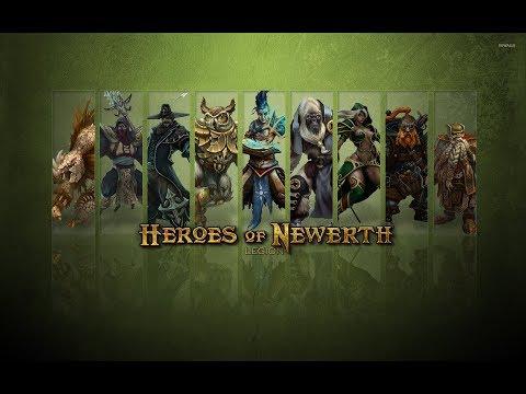 Heroes of Newerth Поднимаем Ранг