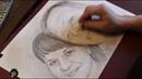 Портрет друзьям,Алексей Матис, рисунки карандашом, музыка