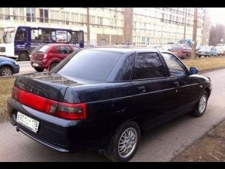 Обзор и Тест-Драйв Автомобиля Lada (ВАЗ) 2110 1.6 МТ (89 л.с.)