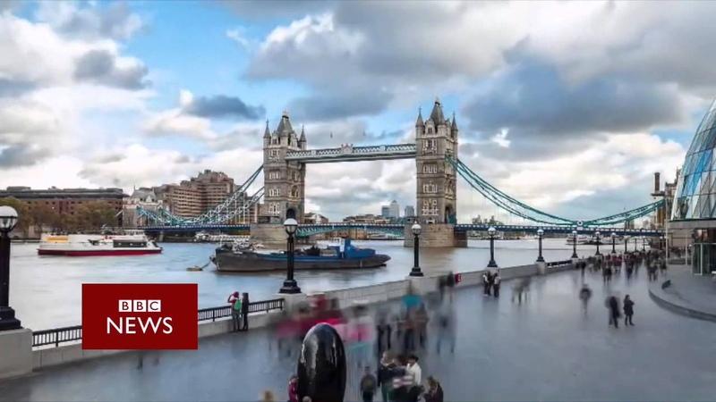 BBC News Break Filler Mock Up