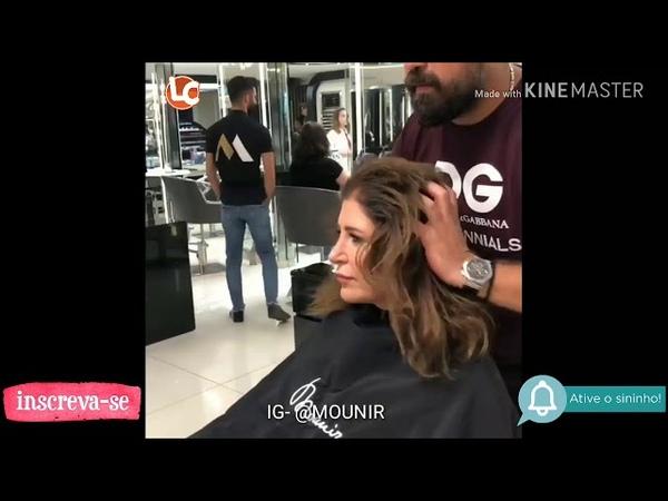 O CABELEIREIRO MAIS PROCURADO DA INTERNET - HAIR STYLE TUTORIALS COMPILATION