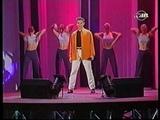 Fabrizio Faniello Wins Malta Song 2001 - Another Summer Night!