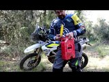 Review bidones de combustible GKA para moto