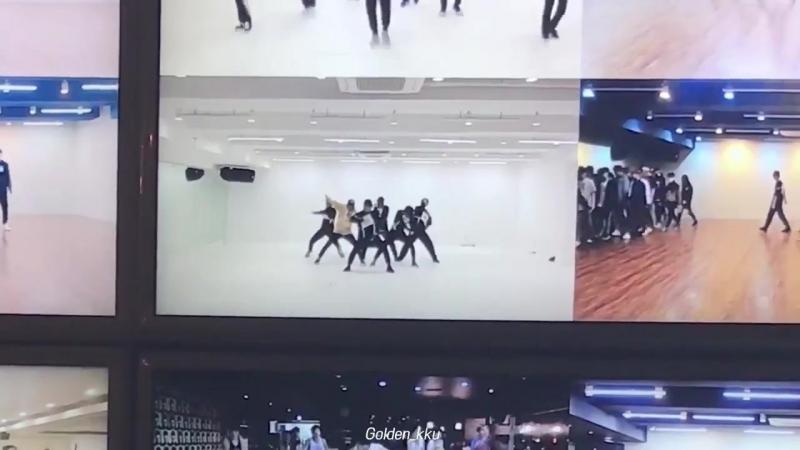 말하자면 안무영상 Dance Practice [2016 MBC 가요대제전] 2 - 방탄소년단 BTS - - 그나저나 왜 퍼펙트맨은 없냐,,