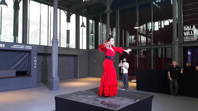 Flamenco Gastech