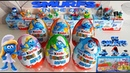 2018 KINDER SURPRISE MAXI | The Smurfs in the City!
