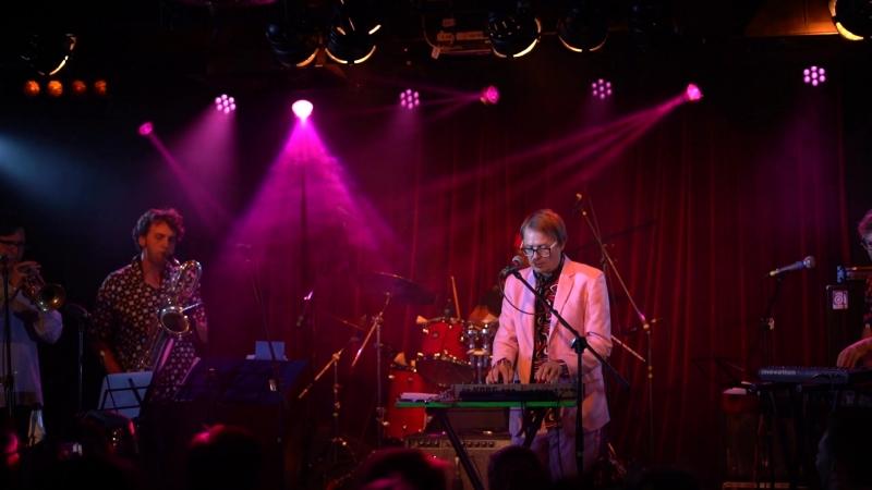Jimi Tenor Band at 16 Tons Club