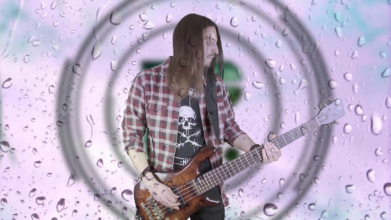 Periphery - Icarus Lives! (Anton Ginzburg Bass Cover)