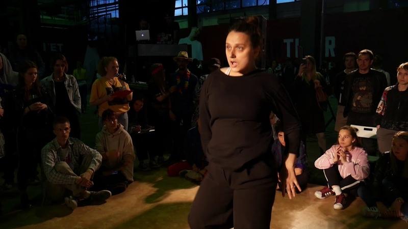 URBAN DANCE AREA by BATTLE PROJECT | JAM-BATTLE TUSA | HOUSE FINAL | MS CARL vs POSPEH