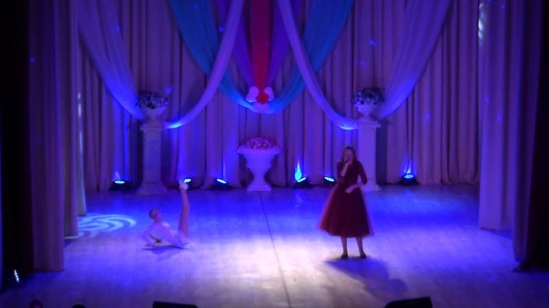 Тагиева Аида и цирковая студия Юность