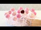 Кейк Попсы _ Cake Pops Мастер Класс. Рецепт пошагово!