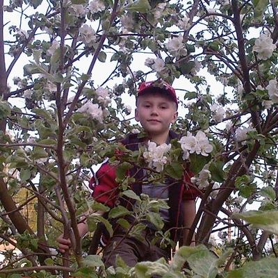 Николай Прытуляк, 25 декабря 1997, Тюмень, id196225404