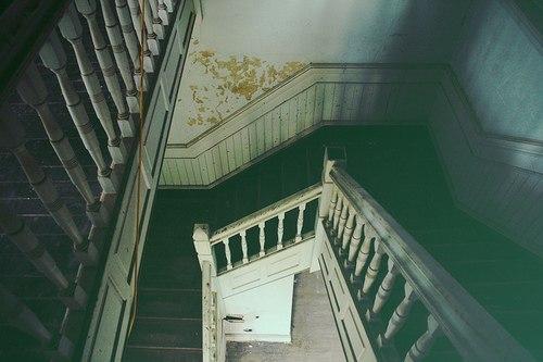 Старі сходи
