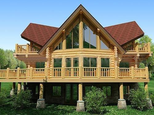Строительство деревянных домов в