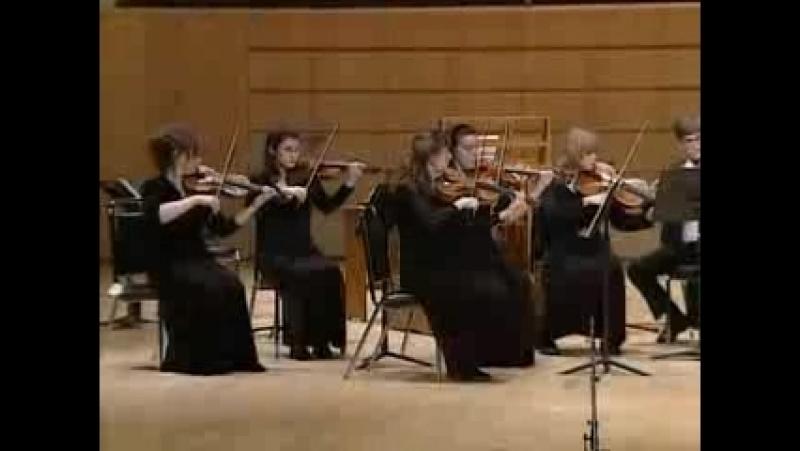 Les Violons du Roy, G minor Concerto, RV 182, by Antonio Vivaldi