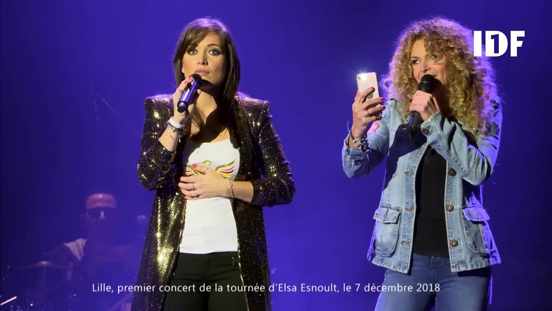 Elsa Esnoult Manuela Lopez Parce que c'était écrit comme ça Lille 07 12 2018