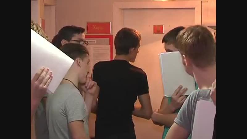 Первоначальная постановка на воинский учет. 31.01.18