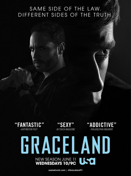 Грейсленд 1-3 сезон 1-13 серия NewStudio | Graceland