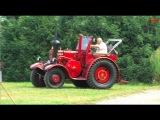 Traktoren-Treffen Lindena 2012 3/3 - Tractor Show - Lanz Bulldog, John Deere uva